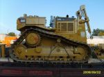 "Погрузка трактора ""CATERPILLAR CAT D7R"""
